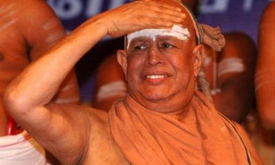Kanchi Shankaracharya Jayendra Saraswathi