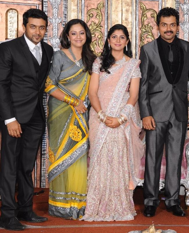 Karthi Wife Ranjini Images