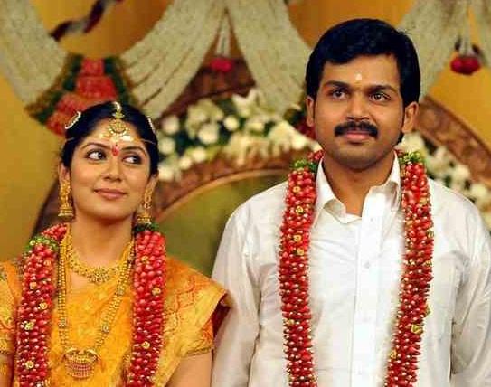 Karthi Wife Ranjini Wiki