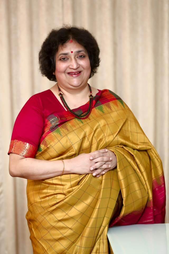Latha Rajinikanth wiki