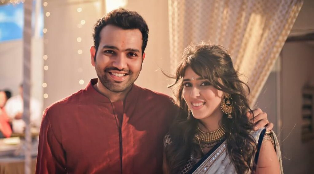 Ritika Sajdeh Wiki (Rohit Sharma Wife), Biography, Age ...