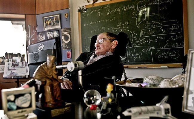 Scientist Stephen Hawking Dead At 76 Theoretical