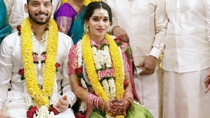 VikramWife Shailaja Balakrishnan Wiki