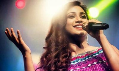 Shreya Ghoshal Telugu Songs List