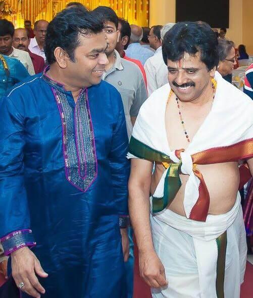 Singer Srinivas Wiki