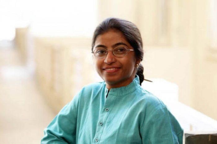 Sunitha Krishnan wiki
