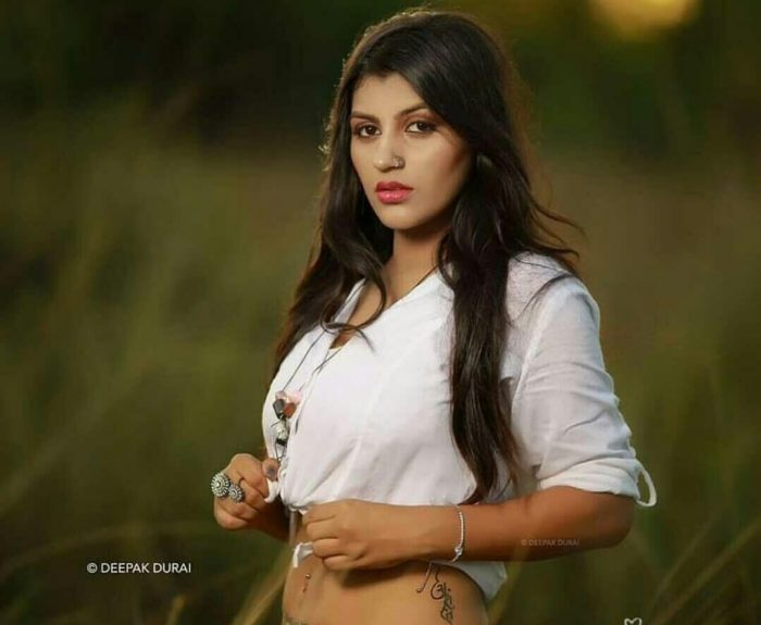 Yaashika Aanand Latest Photoshoot