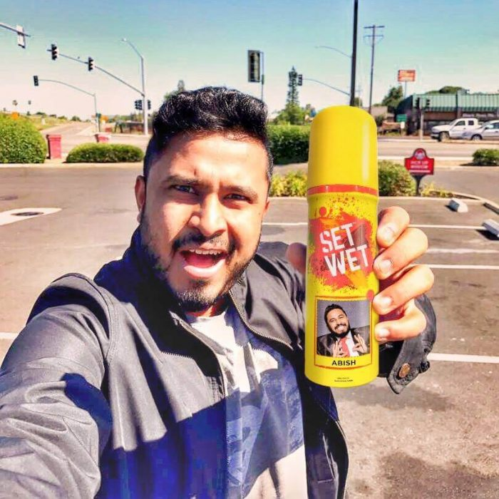Abish Mathew Wifi