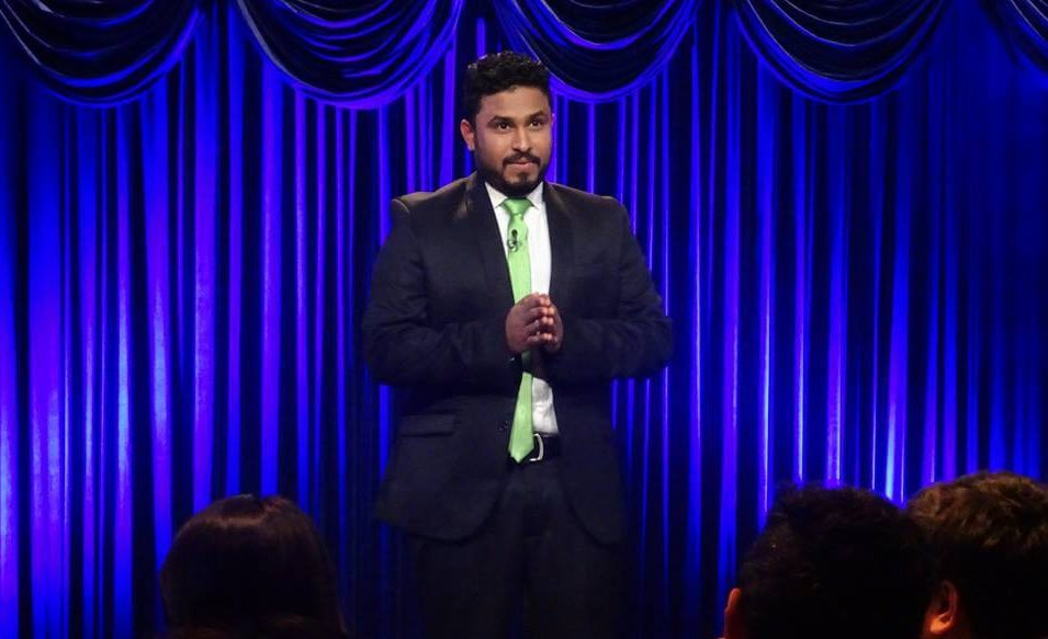 Abish Mathew Images