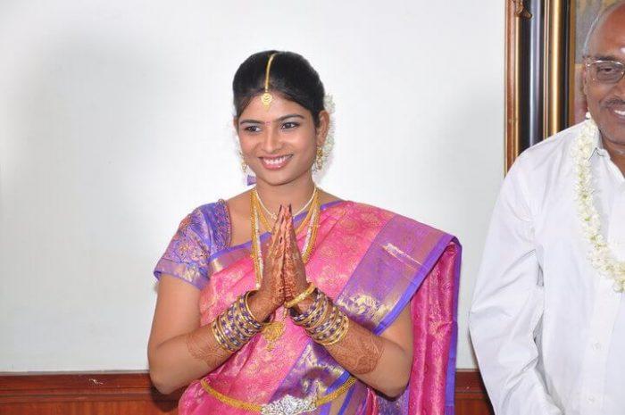 Anchor Maheswari wiki