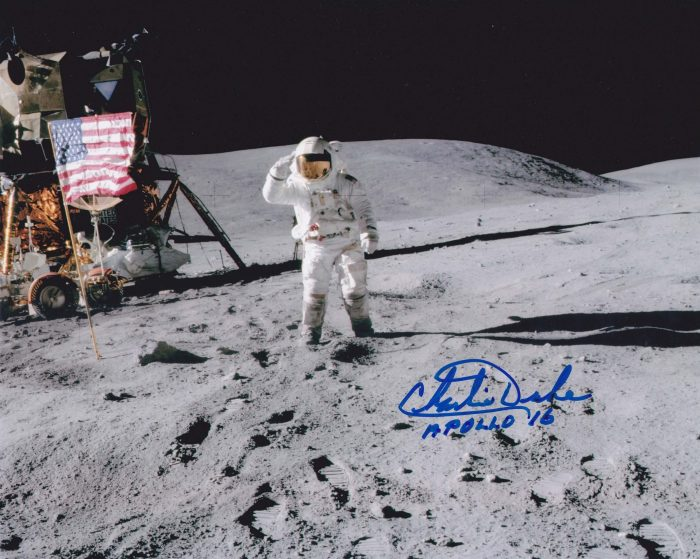 Deepak's Autographed Pictures Collection of Astronauts