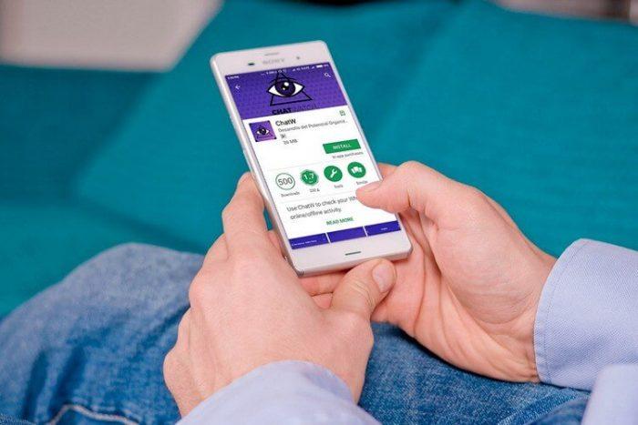 Risultato immagine per chatwatch app