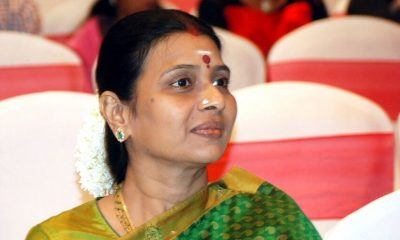 Durga Stalin (M. K. Stalin Wife) Images