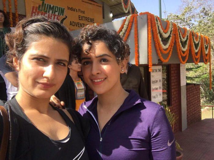 Fatima Sana Shaikh wiki