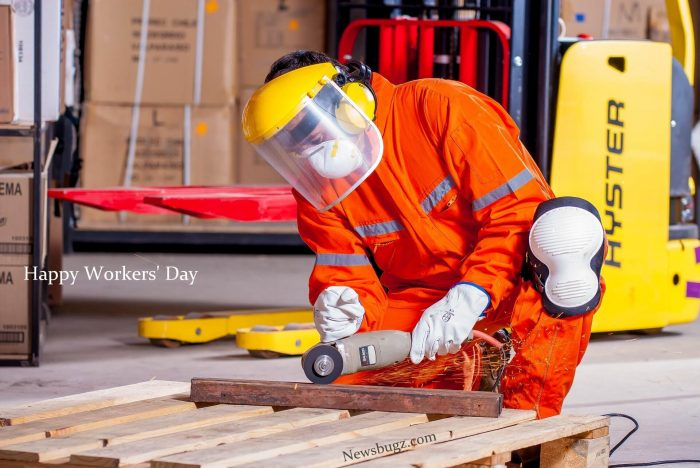 Happy International Workers' Day 2018
