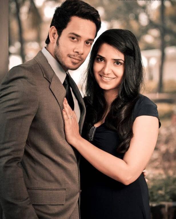 Bharath Wife Jeshly Joshua Wiki