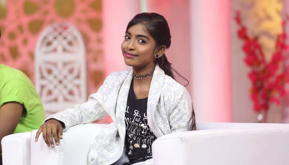 Junior super star Pavithra Images