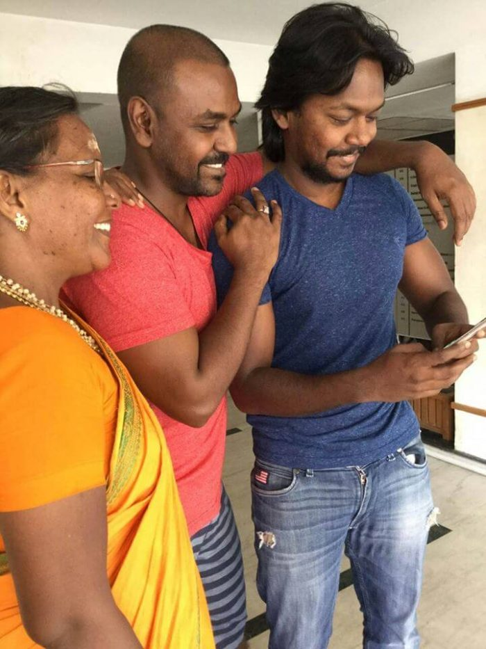 Raghava Lawrence Wife latha Wiki