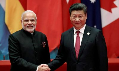 Narendra Modi in China