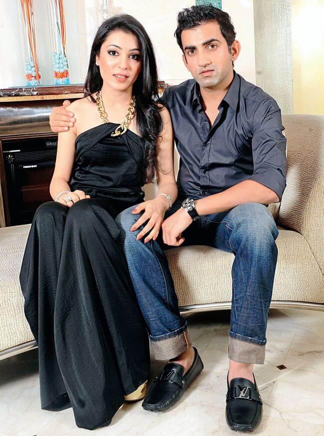 Natasha Jain (Gautam Gambhir Wife) Wiki, Biography, Age ...