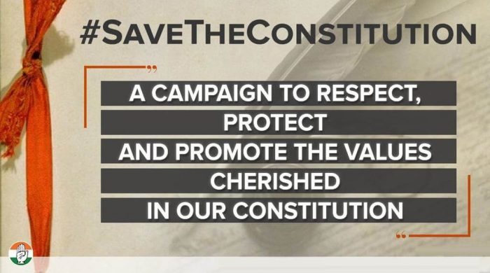 Save The Constitution