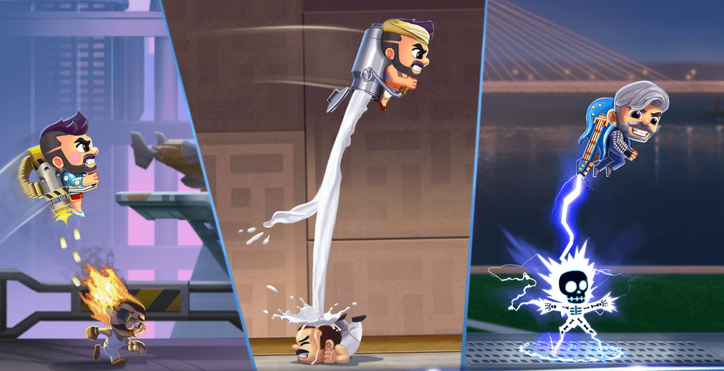 Jetpack Joyride India Exclusive has been launched in India [Official ...