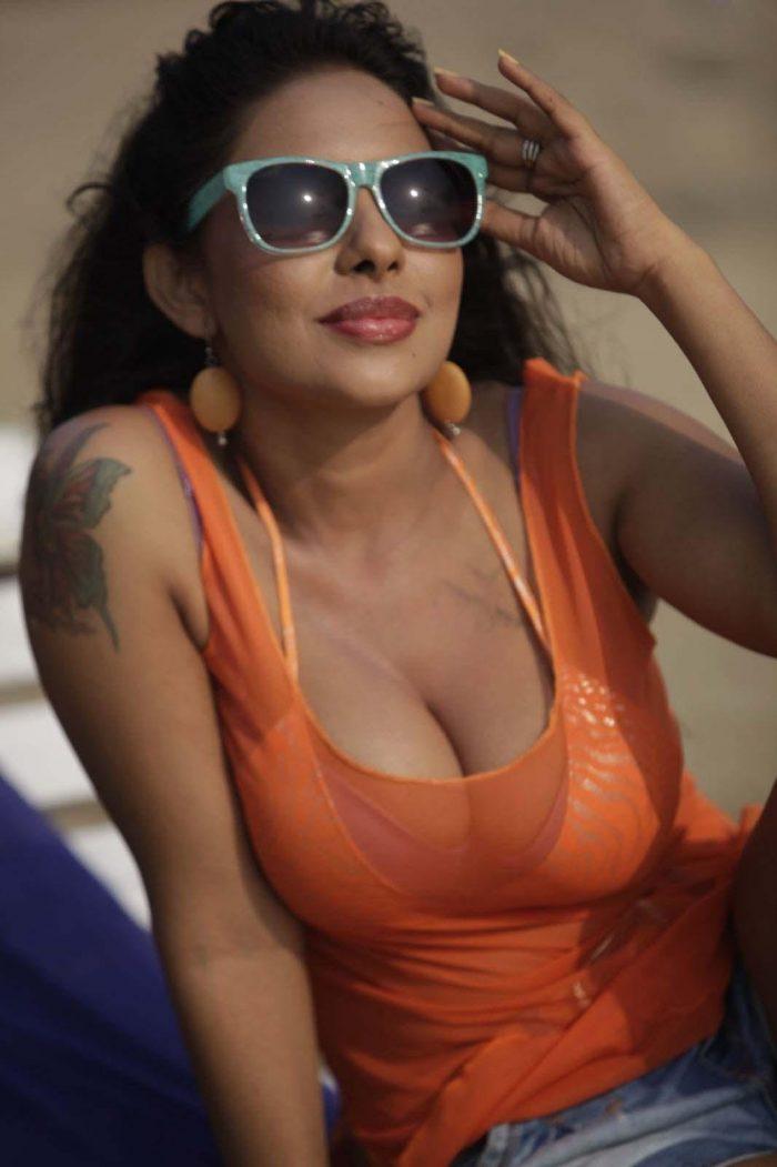 Sri Reddy Images