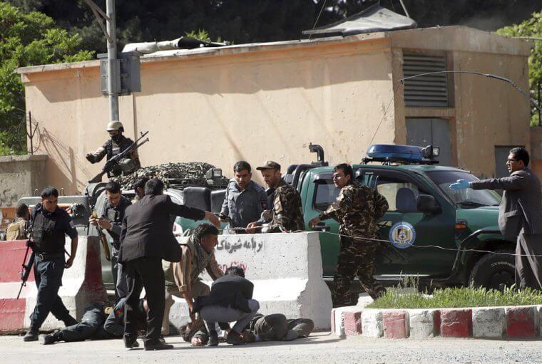 Suicide Bombings in Kabul