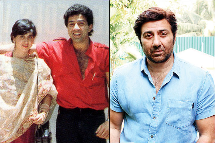 Sunny Deol Wife Images 2 News Bugz