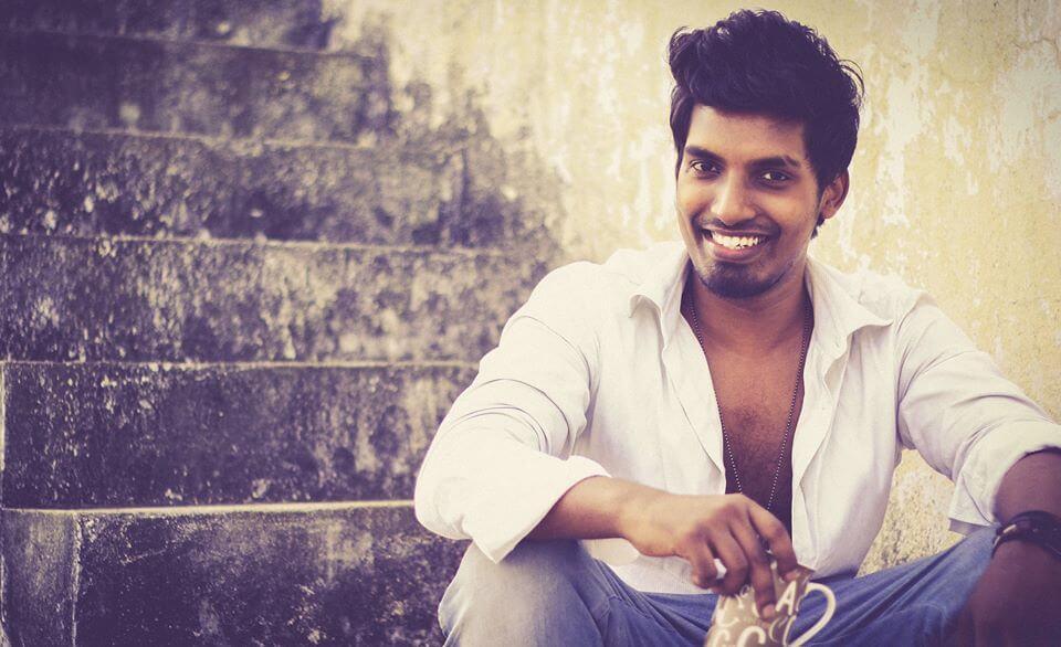 Super singer Sakthi Amaran Images