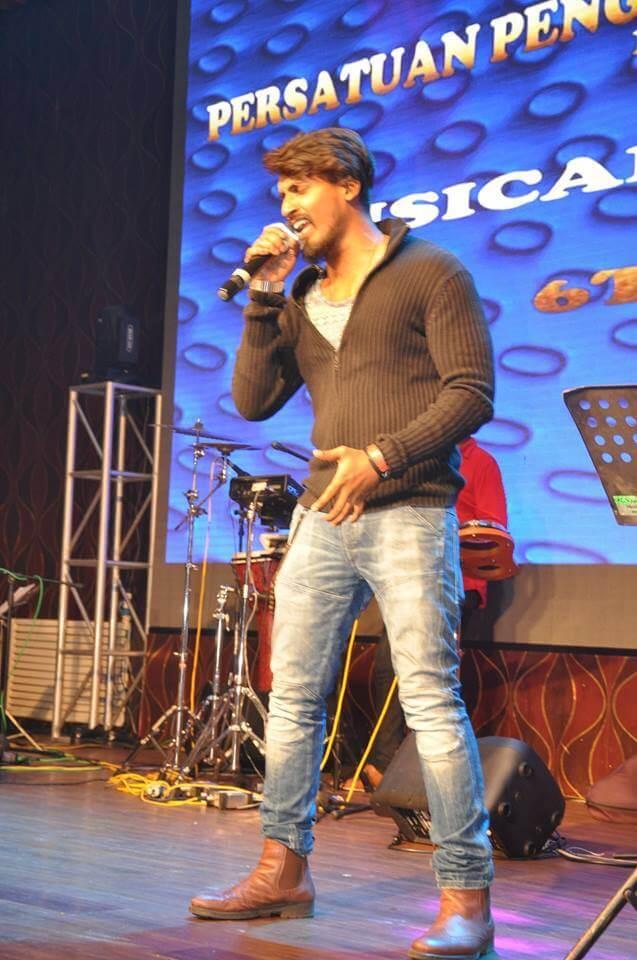Super singer Sakthi Amaran Wiki