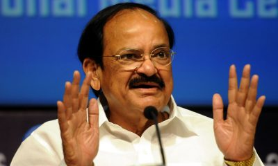 Venkaiah Naidu Rejects Impeachment Motion