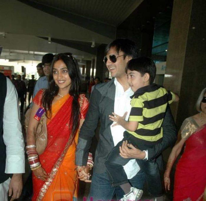 Vivek Oberoi WifePriyanka Alva Oberoi Wiki
