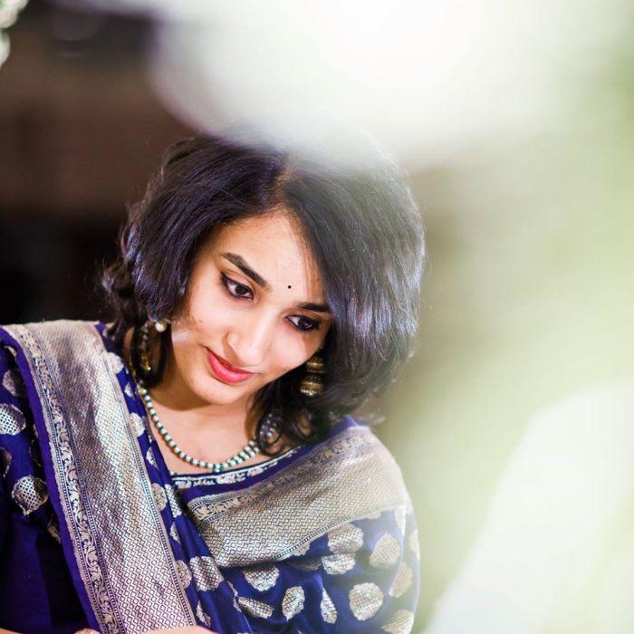 Anjana Yelavarthy Images | Nani WifeAnjana Yelavarthy