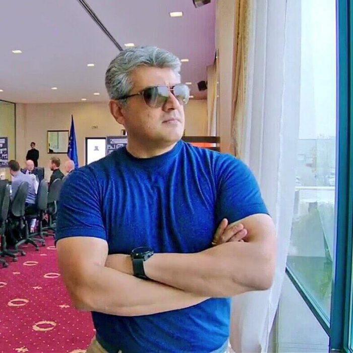 Ajith Kumar Wiki