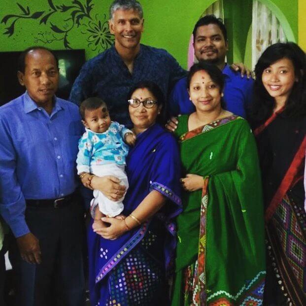Ankita Konwar (Milind Soman Wife) Wiki