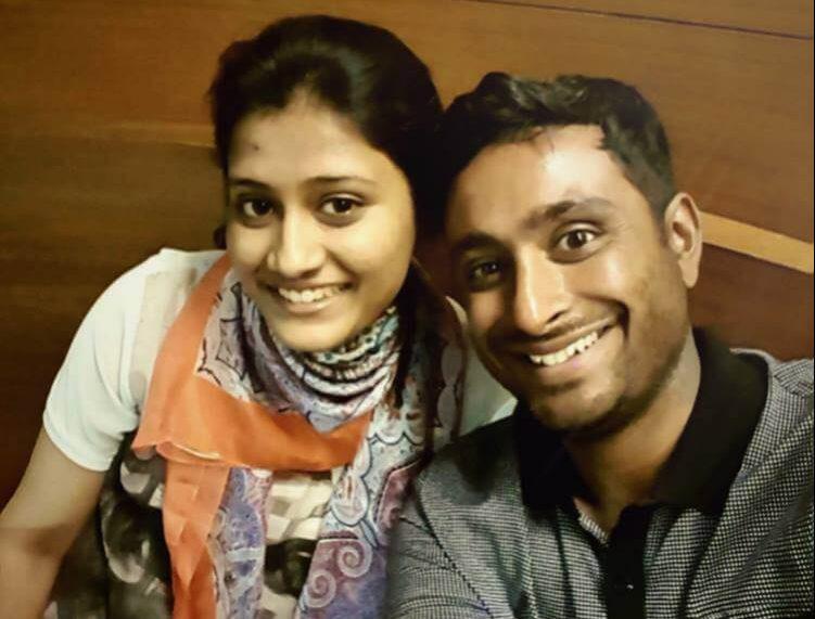Ambati Rayudu wife | Chennupalli Vidya