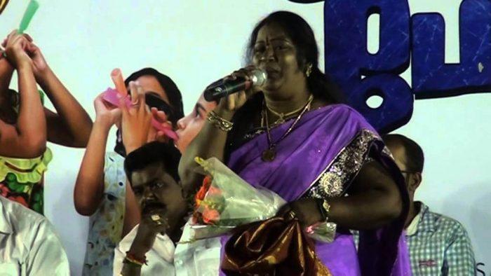 Chinnaponnu (Singer) Wiki