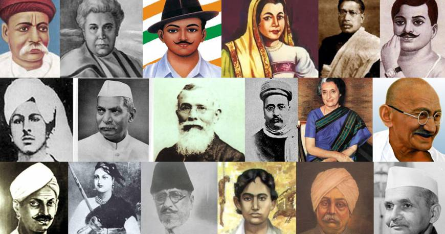 Freedom Fighters in India
