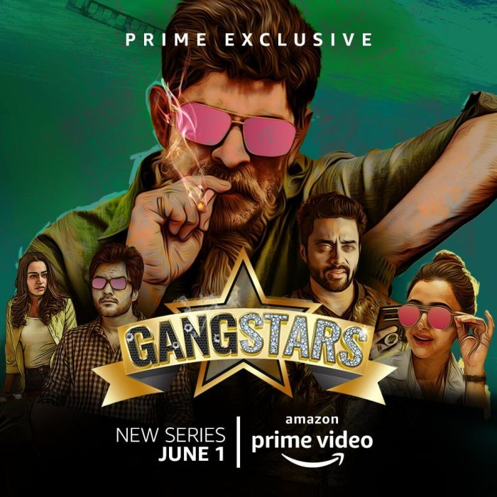 Gangstars First Look Posters