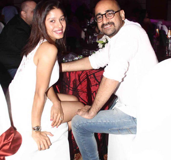 Hitesh Sonik (Sunidhi Chauhan Husband) Wiki