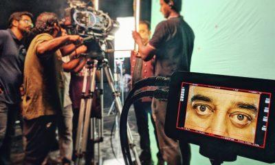 Bigg Boss Tamil 2 Promo 2 Shoot | Kamal Haasan's Magical Eyes