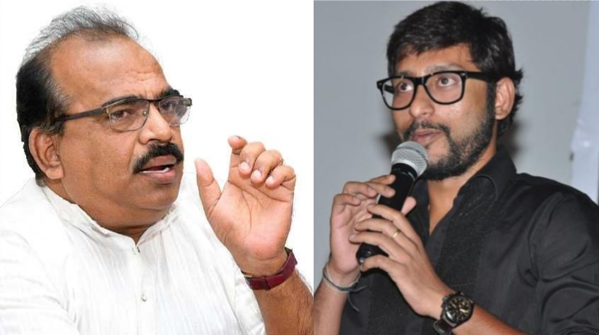 Nanjil Sampath joins hand with RJ Balaji on his new move