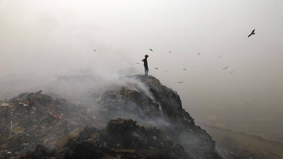 Polluted Cities in India