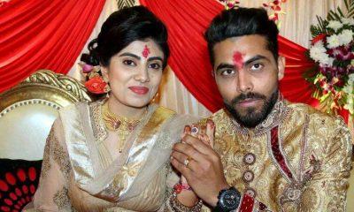 Riva Solanki (Ravindra Jadeja wife) Images