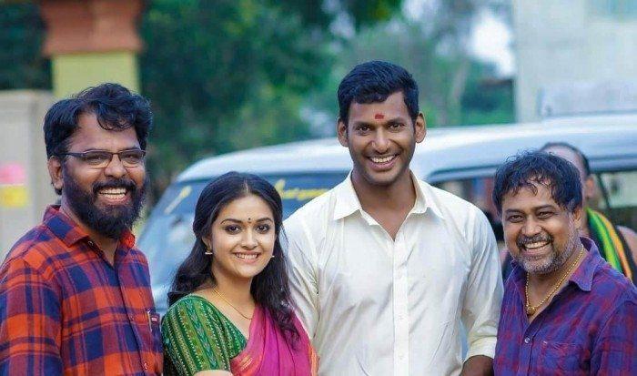 Sandakozhi 2 Tamil Movie