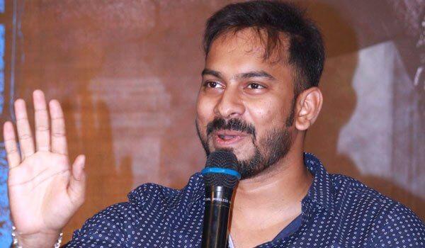 Santhosh P Jayakumar (Director)