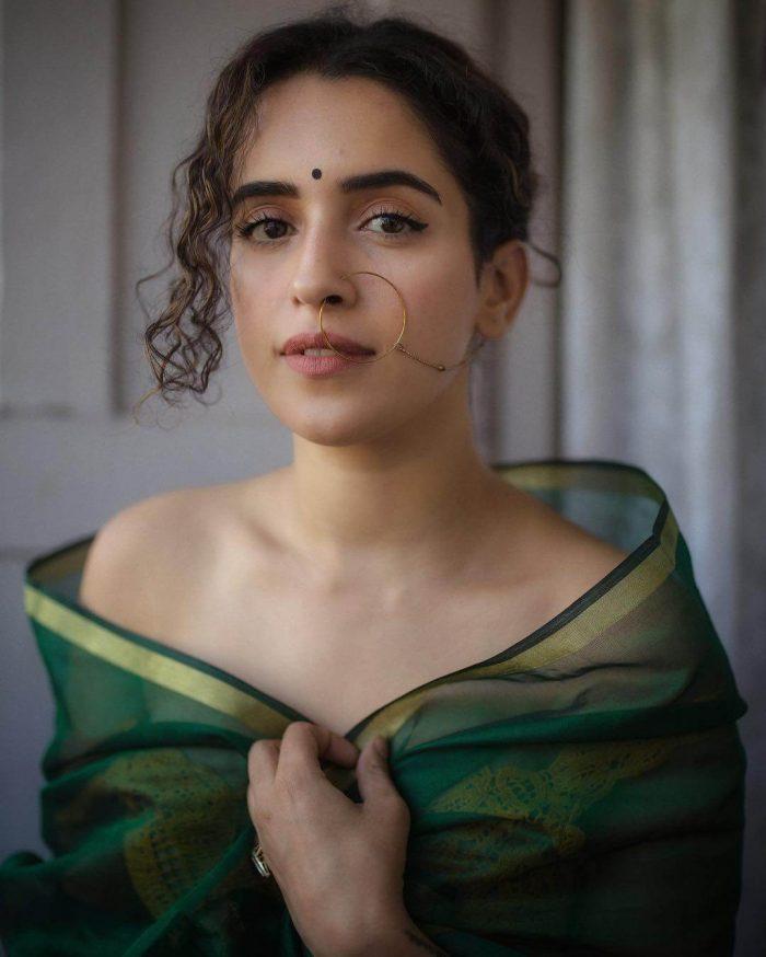 Sanya Malhotra Wiki