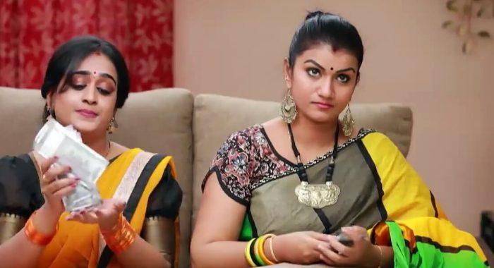 Serial Actress Sridevi Ashok