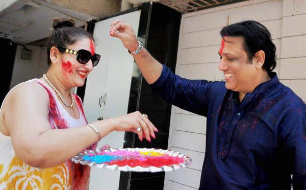 Sunita Ahuja (Govinda Wife) Wiki